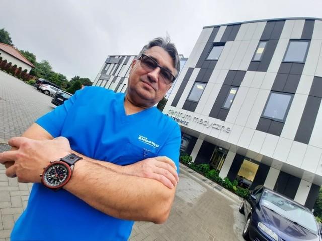 - Uznaliśmy ze wspólnikami, że chcemy stworzyć coś nowego - mówi doktor Marek Buszkiewicz.