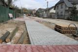 Trwają remonty ulic Czachowskiego i Skalistej w Kielcach. Kiedy będą gotowe? (ZDJĘCIA)