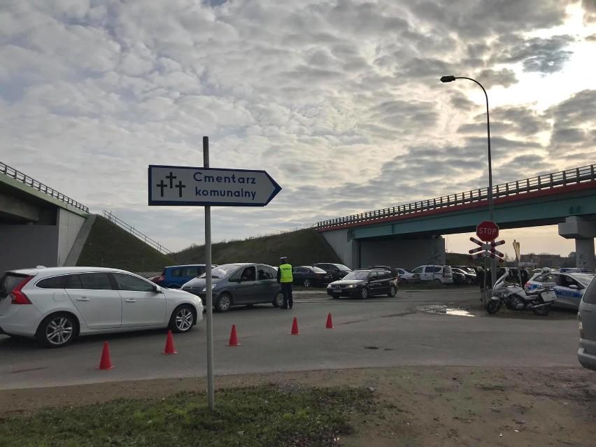 """Powiat nowodworski. Trwa policyjna akcja """"Znicz"""". Uwaga na drogach"""