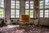 W tym zabytkowym dworze kiedyś mieścił się szpital dla dzieci. Teraz opuszczony zabytek w Oliwie popada w ruinę