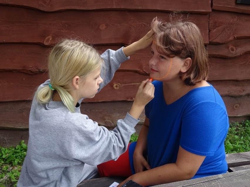 W Osadzie Rycerskiej w Chełmnie na dzieci czekało wiele...