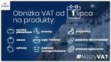 Obniżka i podwyżka VAT na wiele produktów. Co będzie tańsze, a co droższe?