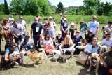 Psi Park na Mokotowie. Mieszkańcy wspólnie z miastem stworzyli miejsce przyjazne czworonogom