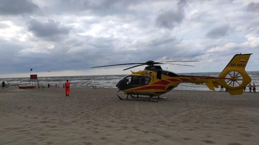 Pracowity weeknd dla służ ratunkowych powiatu puckiego