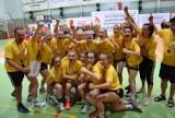 Ogólnopolska Olimpiada Młodzieży. W Wieluniu rywalizowały najlepsze piłkarki ręczne do lat 15 ZDJĘCIA
