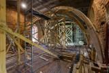 Trudny etap przebudowy świeckiego zamku. Takich prac nie było od remontu warowni w Malborku