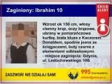 Child Alert odwołany, poszukiwania 10-letniego Ibrahima z Gdyni zakończone. Chłopiec jest cały i zdrowy