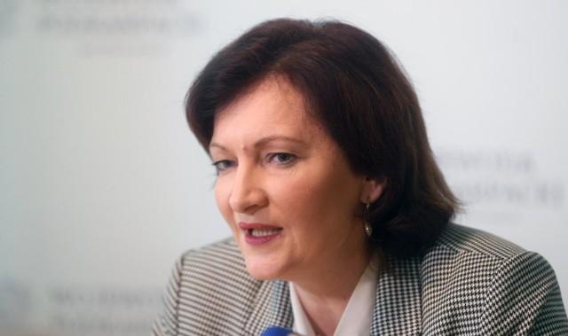 Ewa Leniart liczy, że szefowie szpitala w Jaśle i SPPR w Krośnie doprowadzą do wypracowania rozwiązania, które zadowoli ratowników