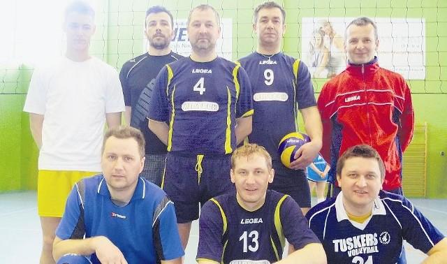 Drużyna Mirtech Czarnków wywalczyła pierwsze miejsce w rozgrywkach