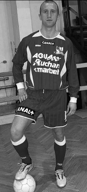 Sławomir Cienciała nie zagra już w drużynie Beskidu. Przeszedł do Podbeskidzia.