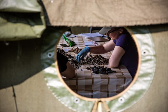 IPN zakończył prace ekshumacyjne w chojnickiej Dolinie Śmierci