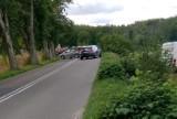 Jak doszło do wypadku na ul. Puckiej w Darzlubiu? Jest mandat dla kierowcy z pow. wejherowskiego | NADMORSKA KRONIKA POLIC