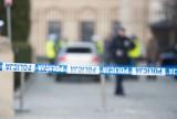 Strzelanina i obława policyjna w Raszynie. Sprawca próbował przejechać autem funkcjonariusza