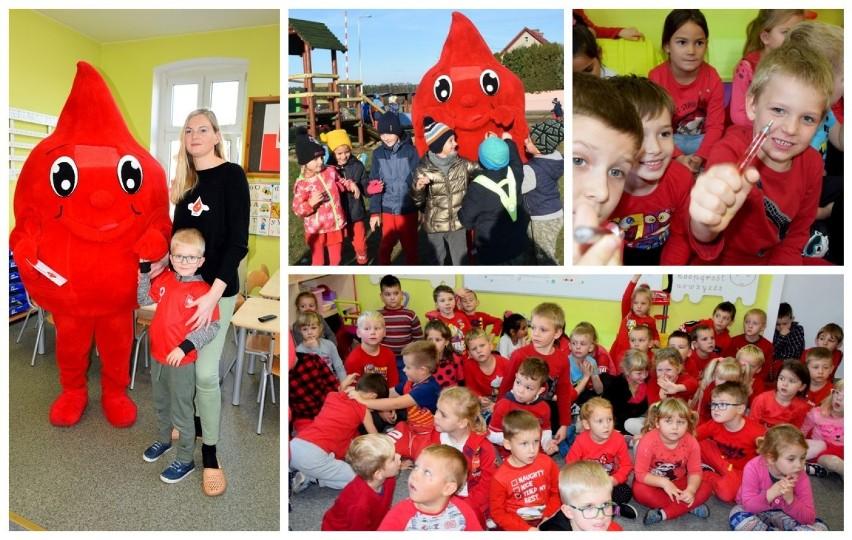 Cenne Krople w przedszkolu w Stefanowie. Spotkanie z 5,6-latkami - 19 listopada 2019