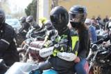 Msza oraz parada inaugurująca sezon motocyklowy w Lutogniewie