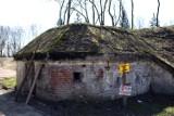 Zabytkowy fragment fortu Łapianki trafił na złom?