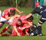 Rugby: KS Posnania - Master Pharm Budowlani Łódź 5:29