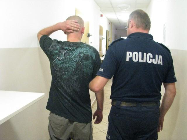 Policjanci z Głubczyc zatrzymali złodziei