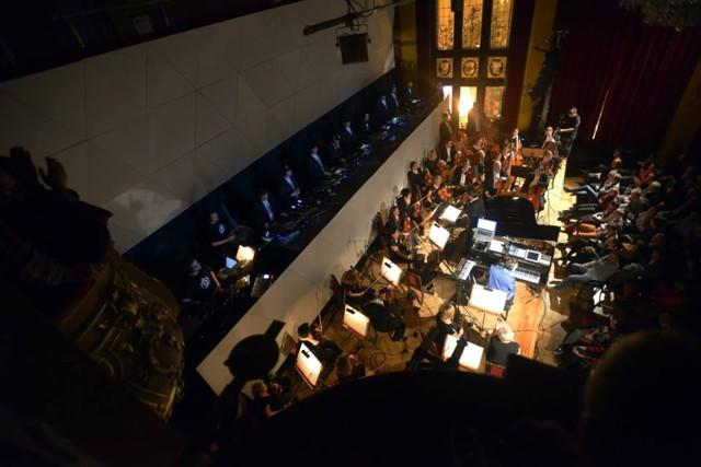 Steve Nash & Turntable Orchestra Symfonicznie [ZDJĘCIA]
