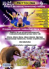 Ośrodek Kultury w Przytocznej zaprasza dzieciaki na wspaniałe warsztaty taneczne