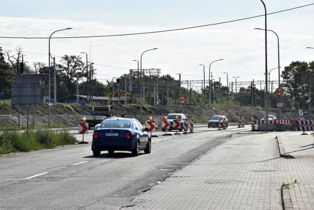 Skrzyżowanie ulicy Katowickiej z Bohaterów Monte Cassino w Opolu będzie zamknięte