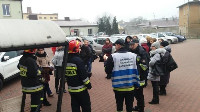 Zatrucie tlenkiem węgla w Koźminku. Ewakuowano urząd gminy