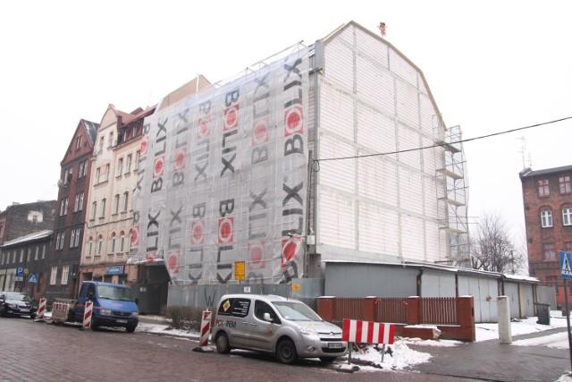 Trwa budowa nowych mieszkań komunalnych w centrum Chorzowa. Przy ulicy Truchana powstanie 18 mieszkań