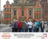 Harcerze z Lęborka z fundacją BKG aktywizowali seniorów z gmin Cewice i NWL