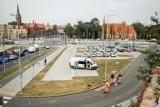 Przy ul. Kujawskiej w Bydgoszczy jest nowy, piękny parking. Ale kierowcy narzekają. Dlaczego?