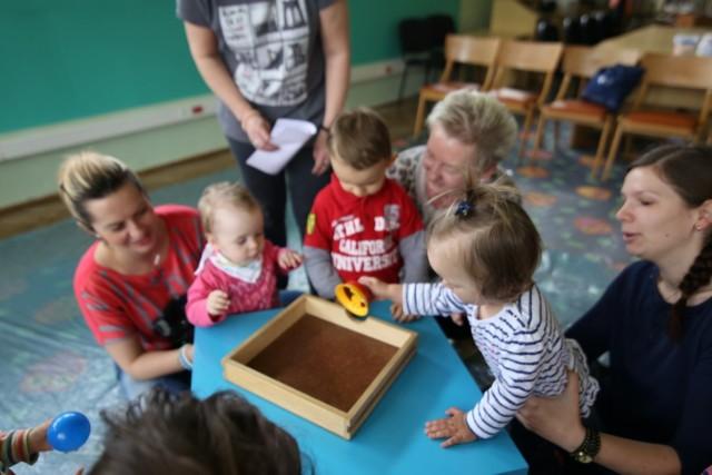 Biblioteka Siemianowice: Powstała grupa zabawowa dla małych dzieci