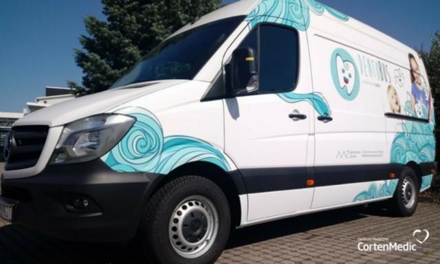 W gminie Psary pojawi się specjalny dentobus