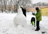 Os. Kopernika w Gliwicach. Zimowe zdjęcia Zdzisława Dańca, pasjonata fotografii i internauty