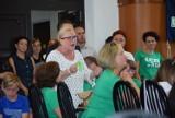 Okupacja w magistracie. Uczniowie, rodzice i nauczyciele protestują przeciwko likwidacji III LO