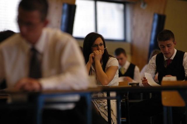 Ponad 17 proc. osób może poprawić egzamin w sierpniu tego roku