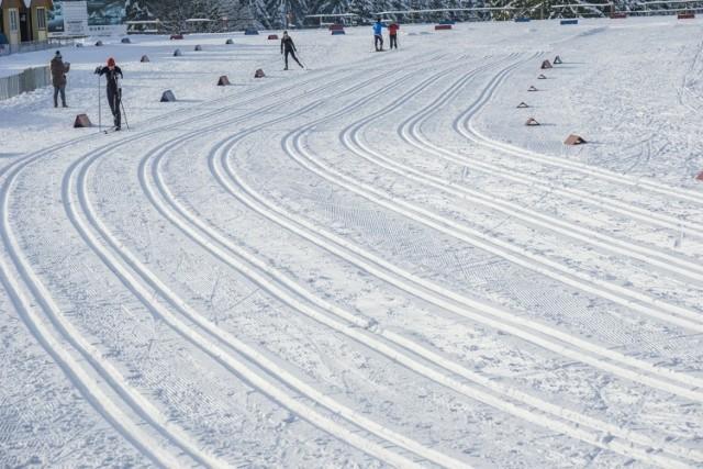 """Już w najbliższą niedzielę, 28 lutego na trasach biegowych Kubalonki, odbędzie się pierwszy, historyczny bieg """"O Puchar Wisły""""."""