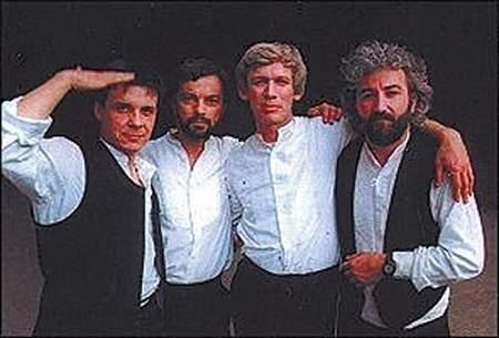 Obecnie zespół tworzą cztery osoby.   Fot: internet