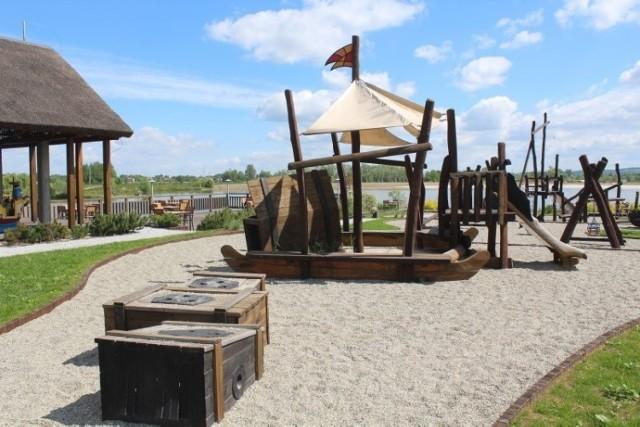 To będzie jedna z największych piaszczystych plaż w Małopolsce.