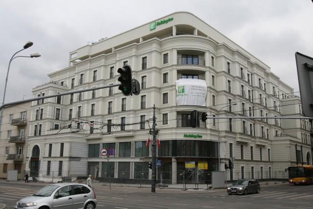 Goście Urzędu Miasta Łodzi znajdą nocleg w Holiday Inn