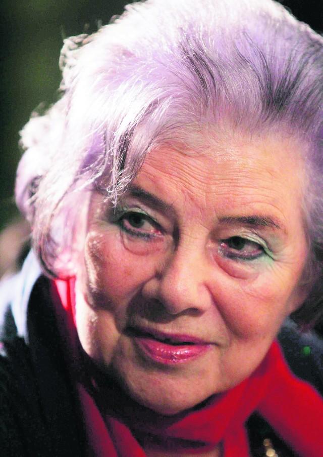 Barbara Ptak stworzyła kostiumy do największych polskich filmów i przedstawień teatralnych