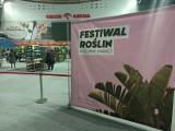 Trwa Festiwal Roślin w Płocku. Wyprzedaż roślin doniczkowych w Orlen Arenie [ZDJĘCIA]