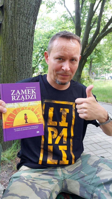 Marcin Łokciewicz (23 lata pracy w Zaborze) napisał książkę...