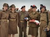 15. edycja D-Day Hel: dzień pierwszy, czyli podniesienie flag. Oficjalne rozpoczęcie D-Day Hel   ZDJĘCIA, WIDEO, PROGRAM
