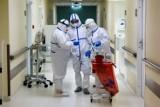 Koronawirus w lubuskich szpitalach. W Zielonej Górze zużywa się mniej tlenu niż w szczycie pandemii. Czyżby sytuacja się poprawiała?