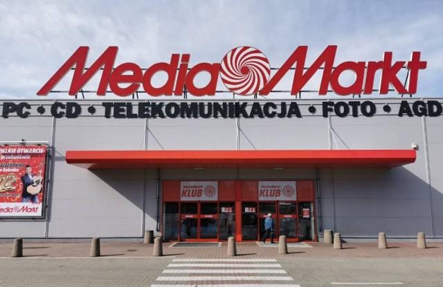 Rybnicki Media Markt został już w sumie okradziony trzykrotnie.