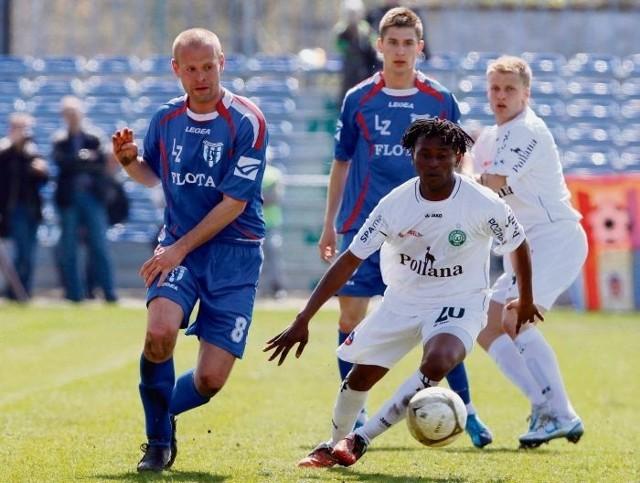 Abraham Loliga uchodzi za niesfornego, ale w II lidze nawet z taką etykietą może być gwiazdą