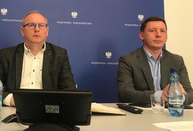 Wojewoda wielkopolski Łukasz Mikołajczyk zabiera głos i uspokaja mieszkańców Krotoszyna | Krotoszyn Nasze Miasto