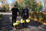Cmentarz w Szczecinku. Po otwarciu, nie ma tłumów na grobach bliskich [zdjęcia]