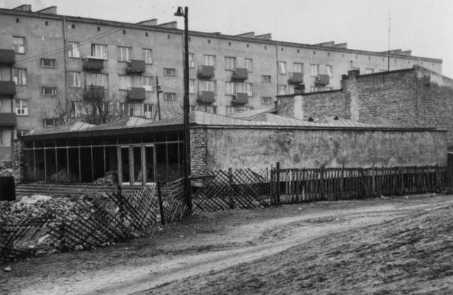 Początki rezerwatu archeologicznego w Częstochowie na starych zdjęciach