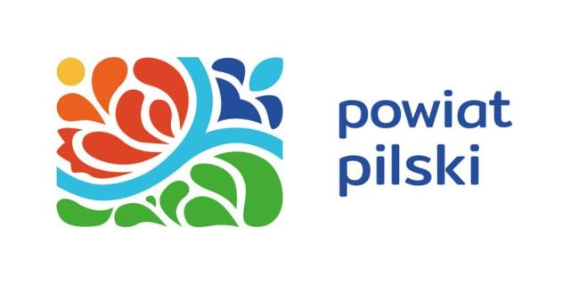 Logo powiatu pilskiego