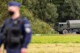 Rzeczniczka SG: Na granicy z Białorusią padły strzały w kierunku polskich żołnierzy